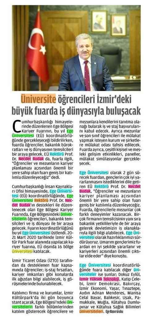 Üniversite Öğrencileri İzmir
